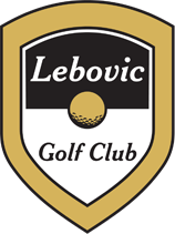 Lebovic Golf Club Logo